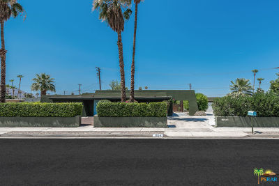 Palm Springs Single Family Home Contingent: 1654 E San Lucas Road