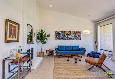 Palm Springs Condo/Townhouse For Sale: 1880 Paseo Raqueta