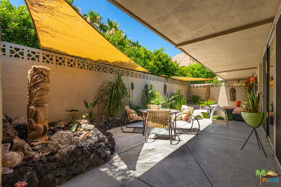 Palm Springs Condo/Townhouse Contingent: 119 E Twin Palms Drive