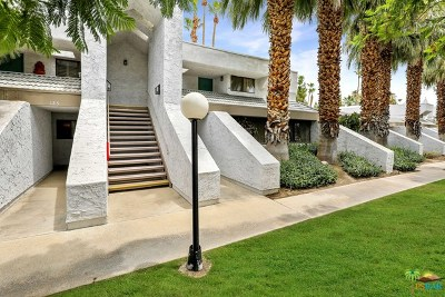 Palm Springs Condo/Townhouse Contingent: 5301 E Waverly Drive #128