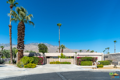 Palm Springs Condo/Townhouse Contingent: 851 N Calle De Mimosas
