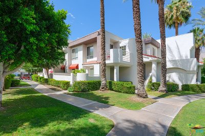 Palm Springs Condo/Townhouse For Sale: 401 S El Cielo Road #113