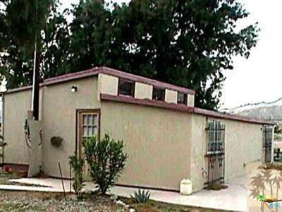 Palm Springs Single Family Home For Sale: 61666 Gasline Road