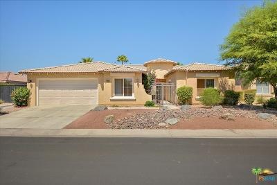Indio Single Family Home For Sale: 41025 Carmel Mountain Drive
