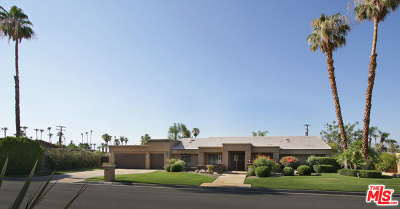 Palm Desert Single Family Home For Sale: 73460 Juniper Street