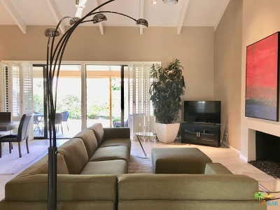 Rancho Mirage Condo/Townhouse For Sale: 37941 Los Cocos Drive