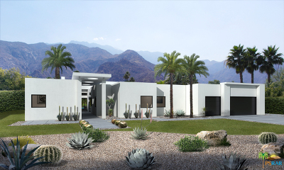 Rancho Mirage Single Family Home For Sale: 72375 Via Vail