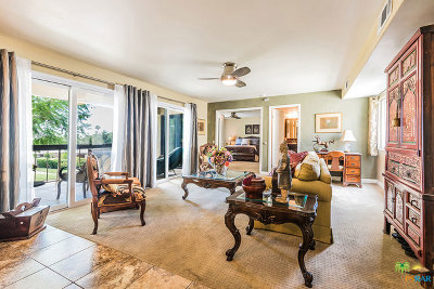 Palm Springs Condo/Townhouse For Sale: 1725 N Via Miraleste #2125