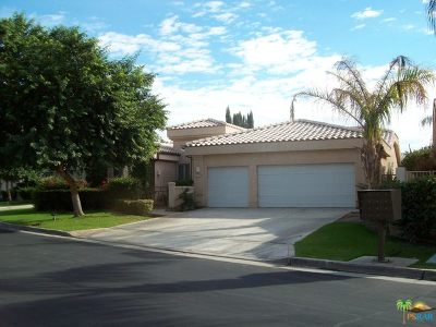La Quinta Single Family Home For Sale: 47120 Via Lorca
