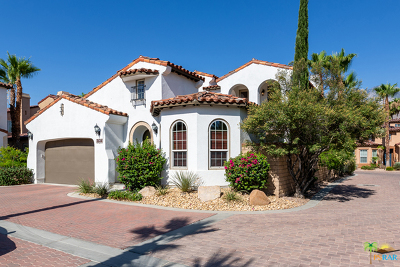 Palm Springs Single Family Home For Sale: 1767 Zafiro Court