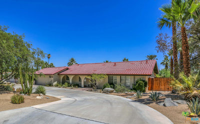 Rancho Mirage Single Family Home For Sale: 71426 Estellita Drive