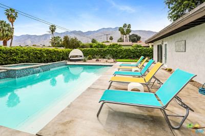 Palm Springs Single Family Home For Sale: 2061 E Paseo Gracia