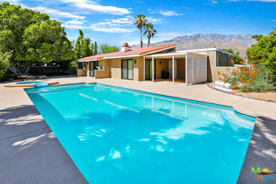Palm Springs Single Family Home For Sale: 1806 N Hermosa Drive