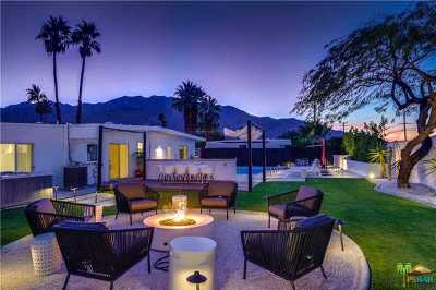 Palm Springs Single Family Home For Sale: 3676 E Paseo Barbara