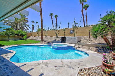 Palm Desert CA Single Family Home For Sale: $448,000