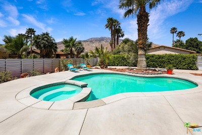 Palm Springs Single Family Home For Sale: 2420 E Wayne Road