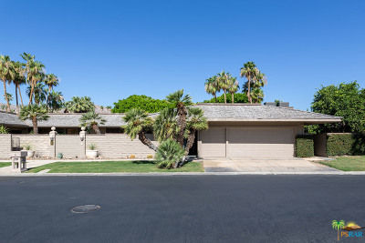 Rancho Mirage Single Family Home For Sale: 10 Cornell Drive