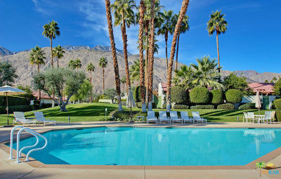 Palm Springs Condo/Townhouse For Sale: 1252 E Andreas Road