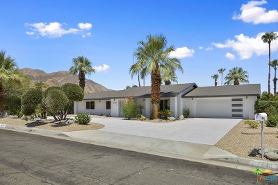 Palm Desert Single Family Home For Sale: 72646 Bel Air Road