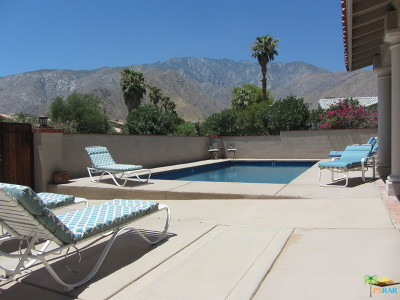 Palm Springs Single Family Home For Sale: 502 W Pico Road