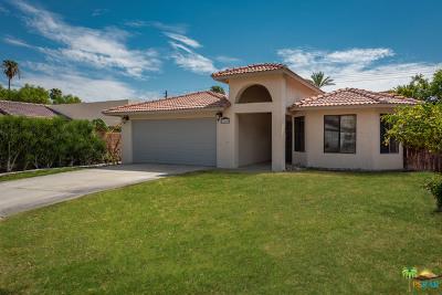 La Quinta Cove Single Family Home For Sale: 51800 Avenida Ramirez