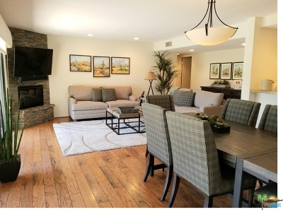 Shadow Mtn Fairway C, Shadow Mtn Resort R. Condo/Townhouse For Sale: 73879 Club Circle Drive #150