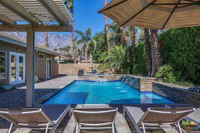 Palm Springs Single Family Home Contingent: 644 E Lily Street