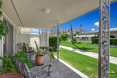 Palm Springs Condo/Townhouse For Sale: 2250 S Calle Palo Fierro #7