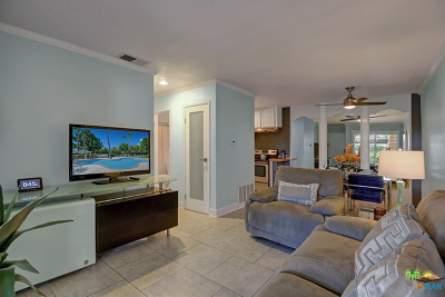 Palm Springs Condo/Townhouse For Sale: 420 N Villa Court #109