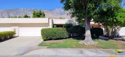 Palm Springs Condo/Townhouse For Sale: 1541 S Cerritos Drive