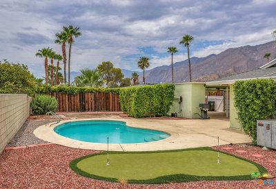 Palm Springs Single Family Home For Sale: 2252 N Avenida Caballeros