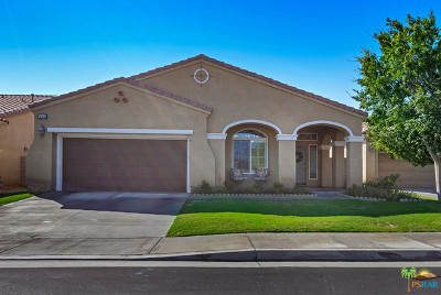 Palm Springs Single Family Home For Sale: 3688 Western Sky Way