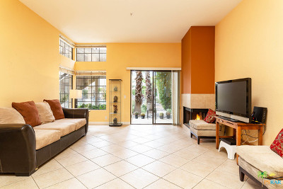 Palm Springs Condo/Townhouse For Sale: 2601 S Broadmoor Drive #57