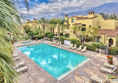 Palm Springs Condo/Townhouse For Sale: 238 E Villorrio Drive