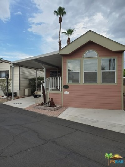 Cathedral City Single Family Home For Sale: 69801 Ramon Road #204