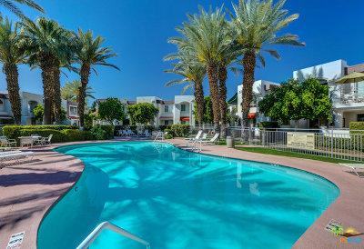 Palm Springs Condo/Townhouse Contingent: 401 S El Cielo Road #69