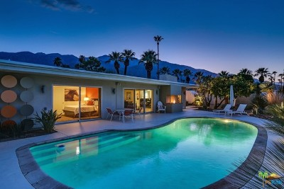 Palm Springs Single Family Home For Sale: 1910 S Toledo Avenue