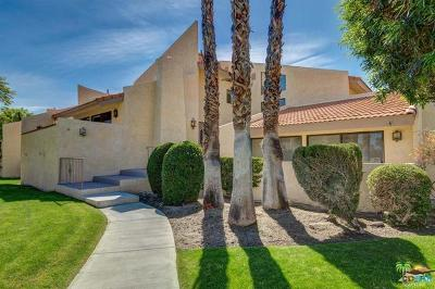Palm Springs Condo/Townhouse Contingent: 2600 S Palm Canyon Drive #36