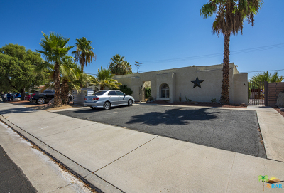 Palm Springs Multi Family Home For Sale: 520 S Highland Drive