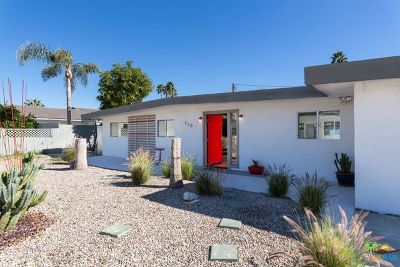 Palm Springs Single Family Home For Sale: 710 S Palm Avenue