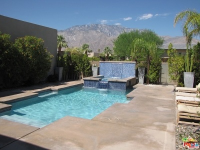 Palm Springs Single Family Home For Sale: 2684 Isabella Way Way