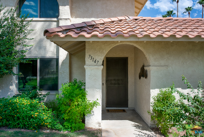 Palm Desert Condo/Townhouse For Sale: 73147 Alice Marble Lane