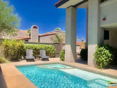 Palm Springs Condo/Townhouse For Sale: 400 N Avenida Caballeros #14