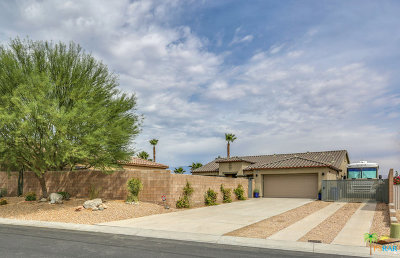 Palm Springs Single Family Home For Sale: 894 Summit Drive