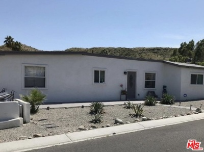 Cathedral City Single Family Home For Sale: 37534 Van Fleet Street