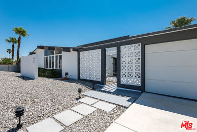 Palm Springs Single Family Home For Sale: 915 E Racquet Club Road