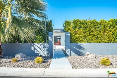 Cathedral City Single Family Home For Sale: 68554 J Street