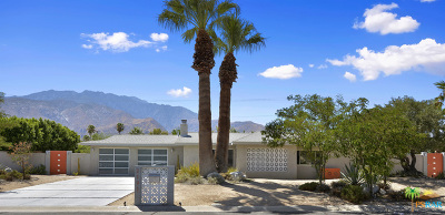Palm Springs Single Family Home Contingent: 2195 N Cerritos Drive