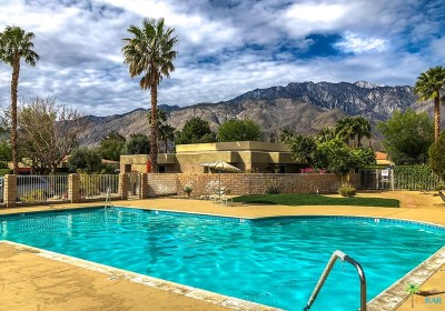 Palm Springs Condo/Townhouse For Sale: 1560 Sunflower Court