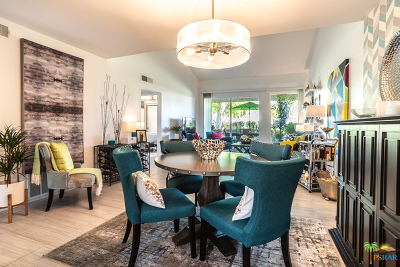 Palm Springs Condo/Townhouse For Sale: 1180 Primer Circle